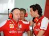 FIA Formula One World Championship 2013 - Round 2 - Grand Prix Malaysia - Simone Resta and Pedro De la Rosa  / Image: Copyright Ferrari