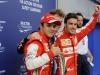 FIA Formula One World Championship 2013 - Round 2 - Grand Prix Malaysia - Felipe Massa and Fernando Alonso / Image: Copyright Ferrari