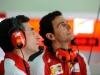 FIA Formula One World Championship 2013 - Round 2 - Grand Prix Malaysia - Andrea Stella and Pedro De la Rosa / Image: Copyright Ferrari