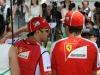 FIA Formula One World Championship 2013 - Round 2 - Grand Prix Malaysia - Fernando Alonso and Felipe Massa / Image: Copyright Ferrari