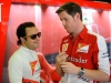 FIA Formula 1 World Championship 2013 - Round 5 - Grand Prix Spain - Felipe Massa and Rob Smedley / Image: Copyright Ferrari