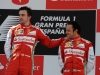 FIA Formula 1 World Championship 2013 - Round 5 - Grand Prix Spain - Fernando Alonso and Felipe Massa / Image: Copyright Ferrari