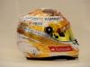 FIA Formula 1 World Championship 2013 - Round 6 - Grand Prix Monaco - Fernando Alonso`s helmet / Image: Copyright Ferrari