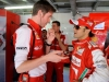 FIA Formula 1 World Championship 2013 - Round 6 - Grand Prix Monaco - Rob Smedley and Felipe Massa / Image: Copyright Ferrari