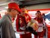 FIA Formula 1 World Championship 2013 - Round 6 - Grand Prix Monaco - Ron Howard, Renato Bisignani and  Andrea Stella / Image: Copyright Ferrari