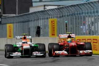 GP CANADA F1/2013