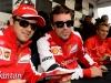 FIA Formula 1 World Championship 2013 - Round 7 - Grand Prix Canada - Felipe Massa and Fernando Alonso / Image: Copyright Ferrari