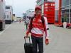 FIA Formula 1 World Championship 2013 - Round 8 - British Grand Prix - Pedro de la Rosa / Image: Copyright Ferrari