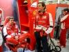 FIA Formula 1 World Championship 2013 - Round 8 - British Grand Prix - Fernando Alonso and Pedro de La Rosa / Image: Copyright Ferrari