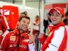 FIA Formula 1 World Championship 2013 -  Round 8 - British Grand Prix - Giuliano Salvi and Felipe Massa / Image: Copyright Ferrari