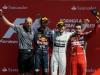 FIA Formula 1 World Championship 2013 - Round 8 - British Grand Prix - Mark Webber, Nico Rosberg and Fernando Alonso / Image: Copyright Ferrari
