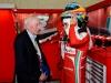 FIA Formula 1 World Championship 2013 - Round 8 - British Grand Prix - John Surtees and Fernando Alonso  / Image: Copyright Ferrari