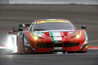 FIA World Endurance Championship - FIA WEC 2013 - Round 6 - 6 Hours of Fuji - Gianmaria Bruni - Giancarlo Fisichella - AF Corse - Ferrari 458 GT2 - S/N F 142 GT 2876 / Image© CLEMENT MARIN - DPPI MEDIA