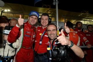 FIA World Endurance Championship - FIA WEC 2013 - Round 8 - 6 Hours of Bahrain - Bruni, Coletta, Ferrari / Image: Copyright Ferrari