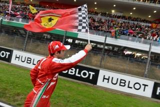 Ferrari Finali Mondiali 2013 - Felipe Massa / Image: Copyright Ferrari