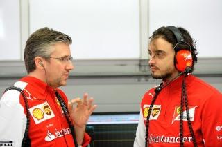 FIA Formula 1 Tests Bahrain 19.02. - 22.02.2014 - Pat Fry - Ferrari F14 T / Image: Copyright Ferrari