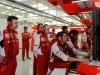 FIA Formula 1 Tests Bahrain 19.02. - 22.02.2014 - Simone Resta, Andrea Stella - Ferrari F14 T / Image: Copyright Ferrari