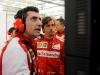 FIA Formula 1 Tests Bahrain 19.02. - 22.02.2014 - Andrea Stella, Fernando Alonso / Image: Copyright Ferrari