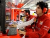 FIA Formula 1 Tests Bahrain 19.02. - 22.02.2014 - Andrea Stella / Image: Copyright Ferrari