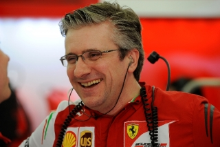 FIA Formula 1 Tests Bahrain 27.02. - 02.03.2014 - Pat Fry - Ferrari F14 T / Image: Copyright Ferrari