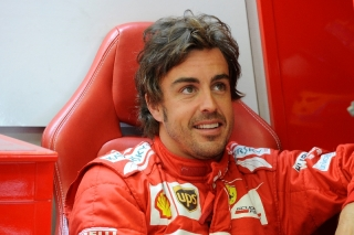 FIA Formula 1 Tests Bahrain 27.02. - 02.03.2014 - Fernando Alonso / Image: Copyright Ferrari