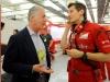 FIA Formula 1 Tests Bahrain 27.02. - 02.03.2014 - Piero Ferrari, Massimo Rivola / Image: Copyright Ferrari