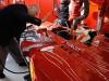 FIA Formula 1 Tests Bahrain 27.02. - 02.03.2014 - Piero Ferrari, Kimi Raikkonen - Ferrari F14 T / Image: Copyright Ferrari