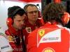FIA Formula 1 Tests Bahrain 27.02. - 02.03.2014 - Giuliano Salvi, Stefano Domenicali / Image: Copyright Ferrari