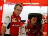 FIA Formula 1 Tests Bahrain 27.02. - 02.03.2014 - Stefano Domenicali, Giuliano Salvi / Image: Copyright Ferrari