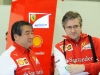 Formula 1 Tests Jerez 28.01. - 31.01.2014 - Hirohide Hamashima, Pat Fry / Image: Copyright Ferrari