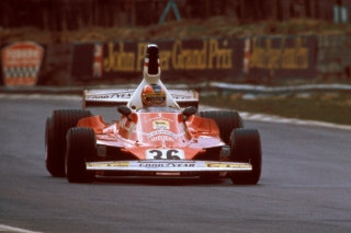 Race of Champions 1976 - Brands Hatch - Giancarlo Martini - Ferrari 312 T / Image: Copyright Ferrari