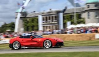 Goodwood Festival of Speed 2014 / Image: Copyright Ferrari