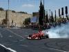 Jerusalem Peace Road Show 2013 - Giancarlo Fisichella / Image: Copyright Ferrari