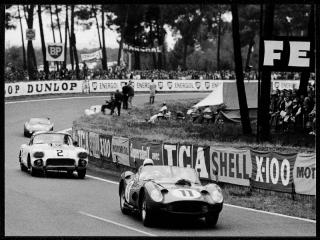 Le Mans 24 Hours 1960 - Olivier Gendebien - Paul Frére - 250 TR/59/60 Spider Fantuzzi - S/N 0774 TR - 1. Place / Image: Copyright Ferrari