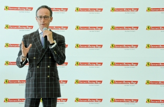 Giulio Zauner, General Manager, Ferrari Middle East and Africa