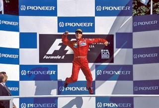 Michael Schumacher / Image: Copyright Ferrari