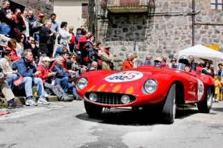 Mille Miglia 2013 / Image: Copyright 1000 Miglia srl