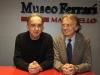 Museo Ferrari - California Dreaming Exhibition 2014 - Ferrari Chairman Luca di Montezemolo and Sergio Marchionne / Image: Copyright Ferrari