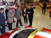Museo Ferrari - California Dreaming Exhibition 2014 - Ferrari Chairman Luca di Montezemolo with Sergio Marchionne and Lucia Bursi / Image: Copyright Ferrari