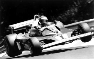 FIA Formula 1 World Championship 1977 - Round 10 - Grand Prix Germany - Niki lauda - Ferrari 312 T2 - S/N 028 / Image: Copyright Ferrari