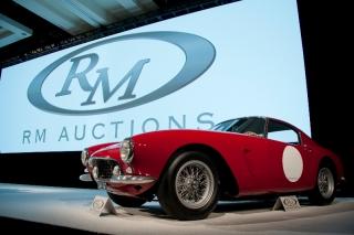 RM Auctions Arizona 2013 - Ferrari 250 GT SWB Berlinetta Competizione - S/N 1905 GT