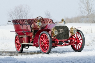 1905 FIAT 60HP Five-Passenger Touring by Quinby - S/N 3003 / Image: Photo Credit: Teddy Pieper ©2013 Courtesy of RM Auctions