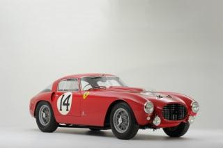 1953 Ferrari 340/375 MM Berlinetta 'Competizione' by Pinin Farina - S/N 0320 AM