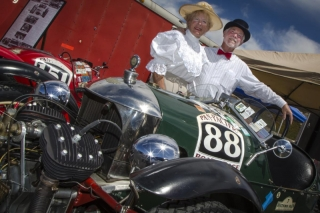 Rolex Monterey Motorsports Reunion 2014 / Image: Copyright Mazda Raceway Laguna Seca