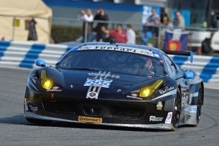 Tudor USCC 2014 - Round 1 - Daytona 24 Hours - Scott Tucker - Bill Sweedler - Townsend Bell - Alessandro Pier Guidi - Ferrari 458 GT2 / Image: Copyright Ferrari
