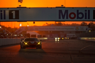 Tudor USCC 2014 - Round 2 - 12 Hours of Sebring - Malucelli - Fisichella - Bruni - Ferrari 458 GT2 / Image: Copyright Ferrari