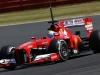 FIA F1 World Championship: Young Driver Training Test - Silverstone 17. - 19.07.2013 - Felipe Massa - Ferrari F138 / Image: Copyright Ferrari