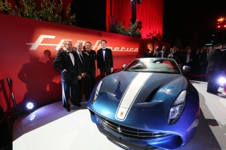 Ferrari Celebrates 60 Years In The USA With A Gala In Beverly Hills - 11.10.2014 / Image: Copyright Ferrari