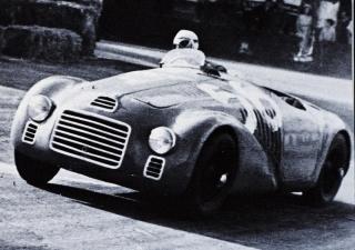Gran Premio di Roma - 25.05.1947 - Franco Cortese - Ferrari 125 S - 1st place / Image: Copyright Ferrari