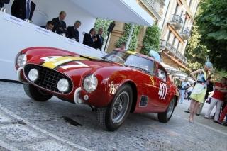 Ferrari 250 GT LWB Berlinetta Tour de France - 0677 GT - Destriero Collection - Concorso d`Eleganza Villa d`Este 2014 / Image: Copyright Mitorosso.com